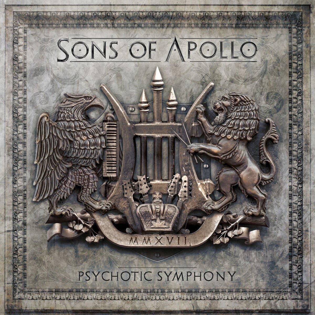 BeatIt recenzuje: Sons Of Apollo - Psychotic Symphony