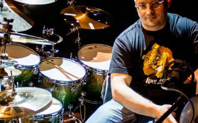 W kręgu jazzu: warsztaty perkusyjne w Białymstoku