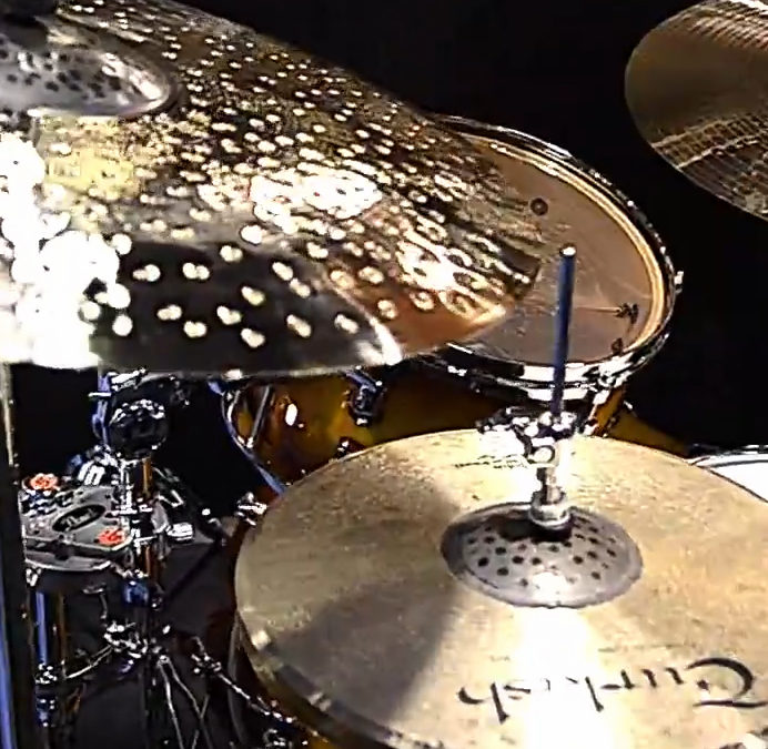 NAMM 2017: stanowisko firmy Turkish Cymbals