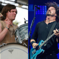 Dave Grohl kontra były perkusista Foo Fighters