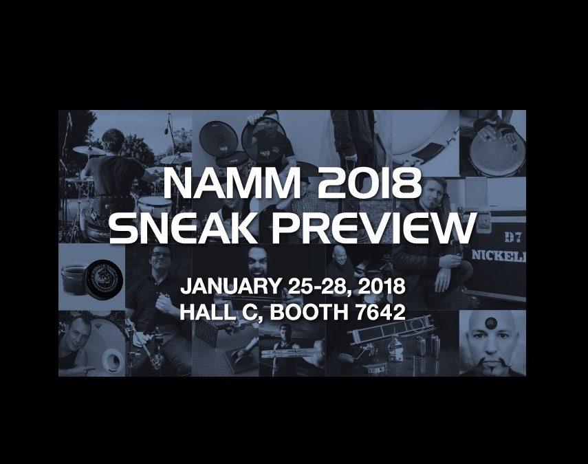 Big Bang Distribution: nowości na NAMM 2018