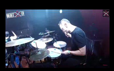 """Bolek Wilczek & K. Zalewski - """"Głowa"""" na żywo dla BeatIt"""