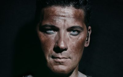 Christoph Schneider (Rammstein) endorserem bębnów DW