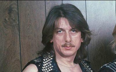 Zmarł były perkusista Judas Priest