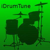 Aplikacja do strojenia bębnów iDrum