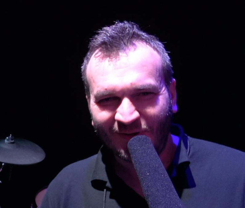 NAMM 2018: Stoisko Roland, Mariusz Mocarski