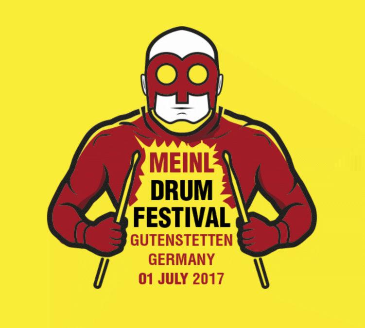 Benny Greb pierwszą gwiazdą Meinl Drum Festival 2017