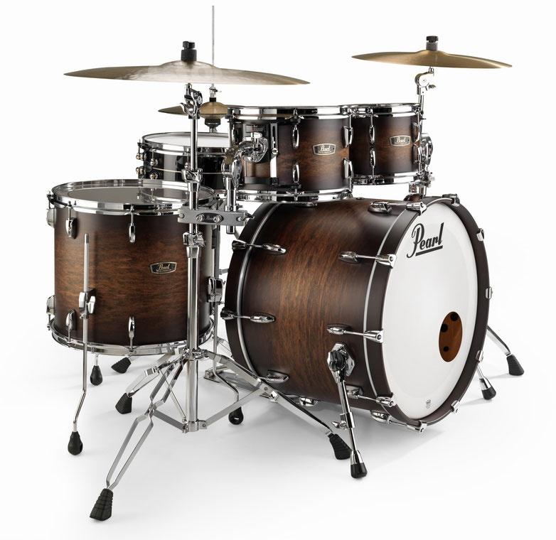 "MusicStore: zestaw Pearl Wood Fiberglass 10"", 12"" 16"", 22"" beatit.tv"