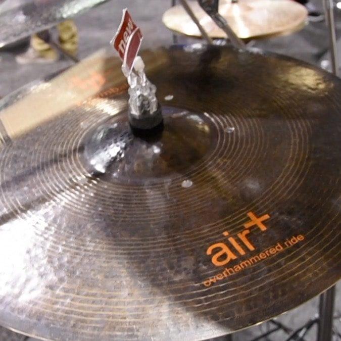 NAMM 2018: Stoisko T-Cymbals