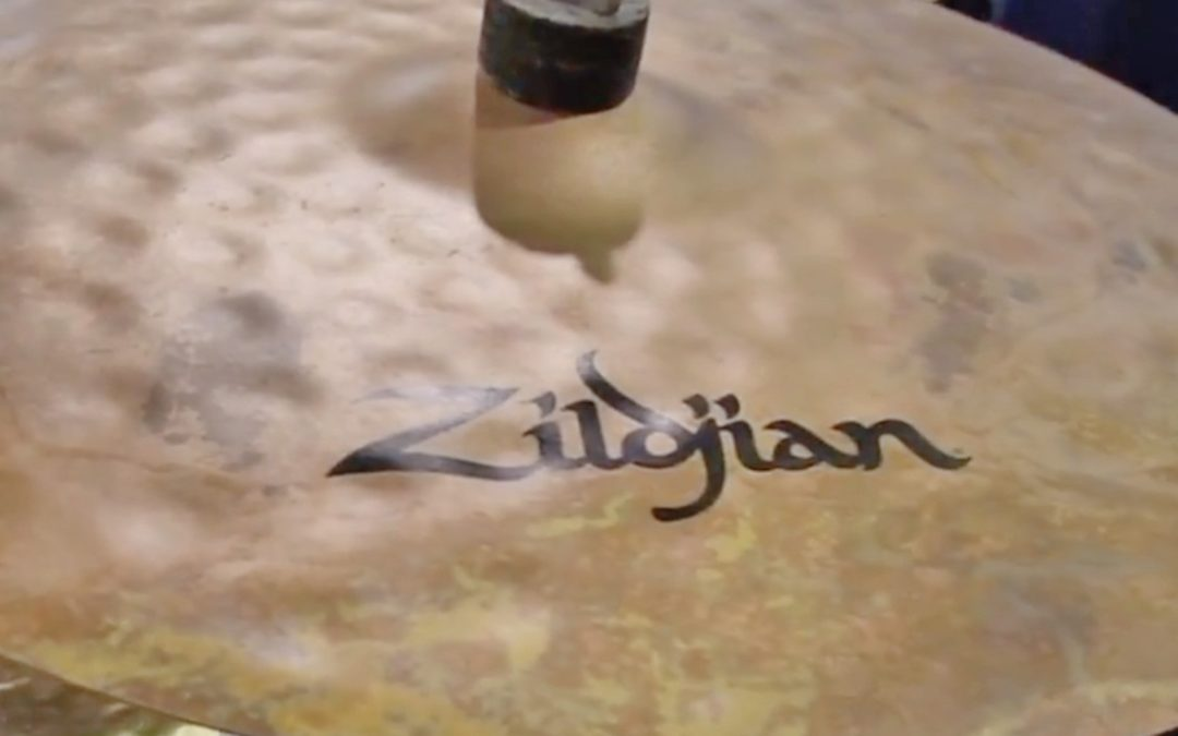 Namm 2018: Stoisko firmy Zildjian