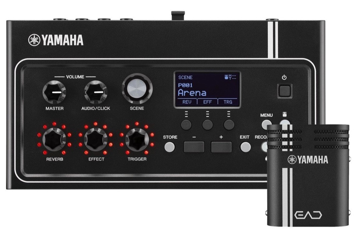 BeatIt testuje moduł perkusyjny Yamaha EAD10