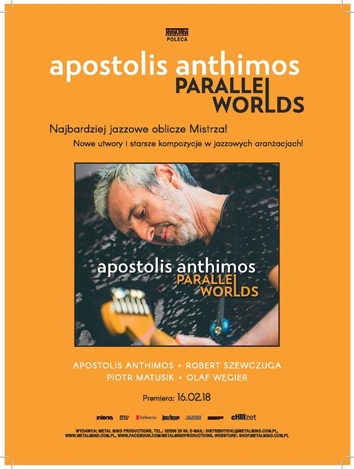 "Apostolis Anthimos ""Parallel Worlds"" beat.tv"