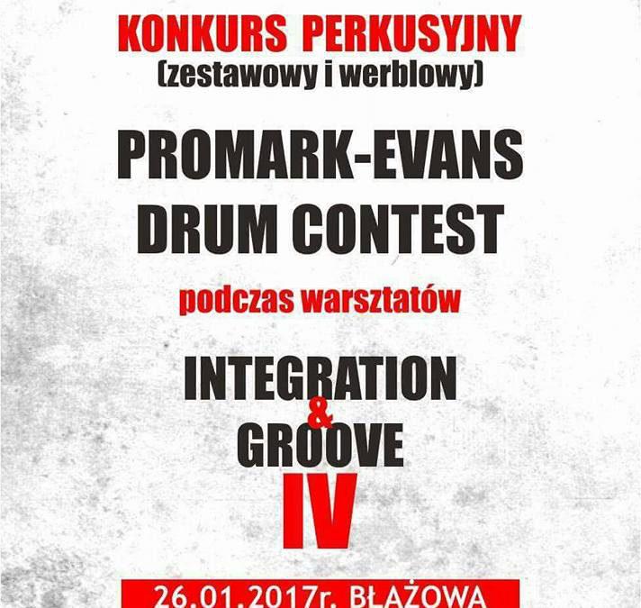 Konkurs perkusyjny w Błażowej