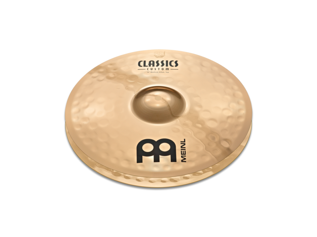 hi hat Meinl Classics Custom beatit.tv test