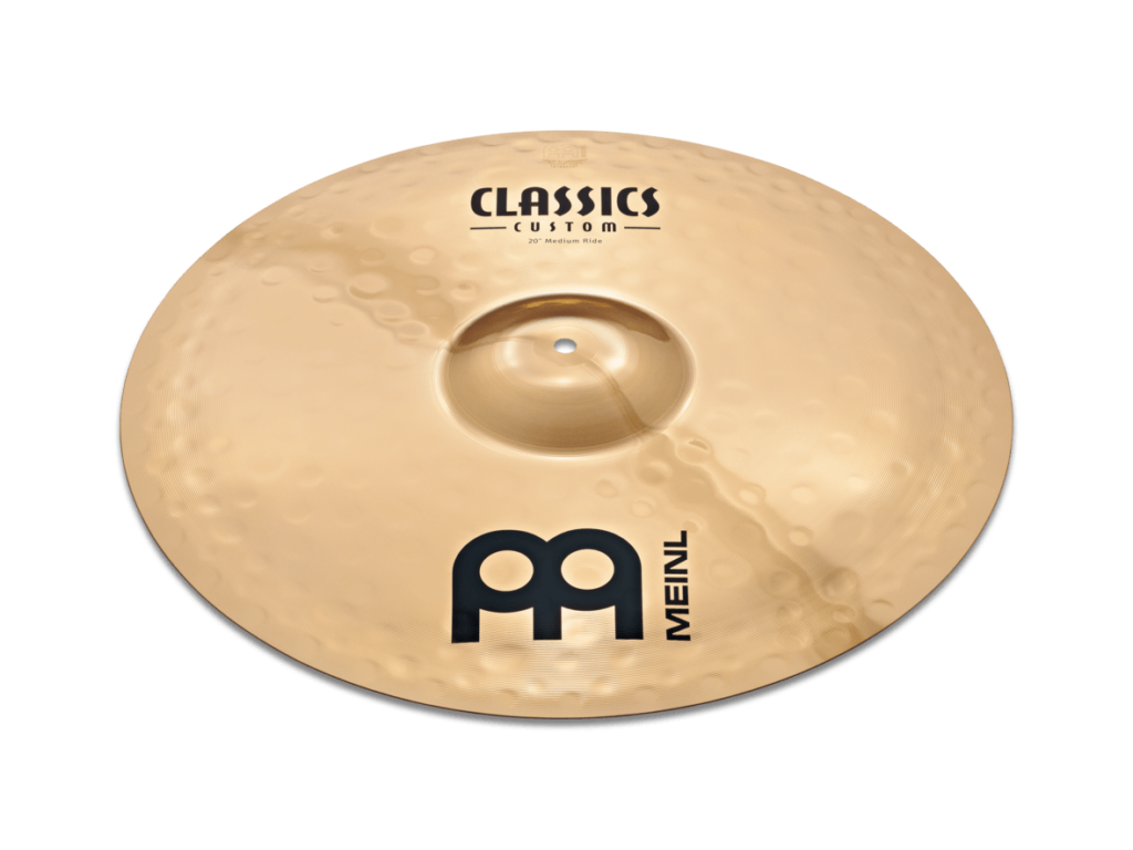 test talerzy hi hat Meinl Classics Custom beatit.tv