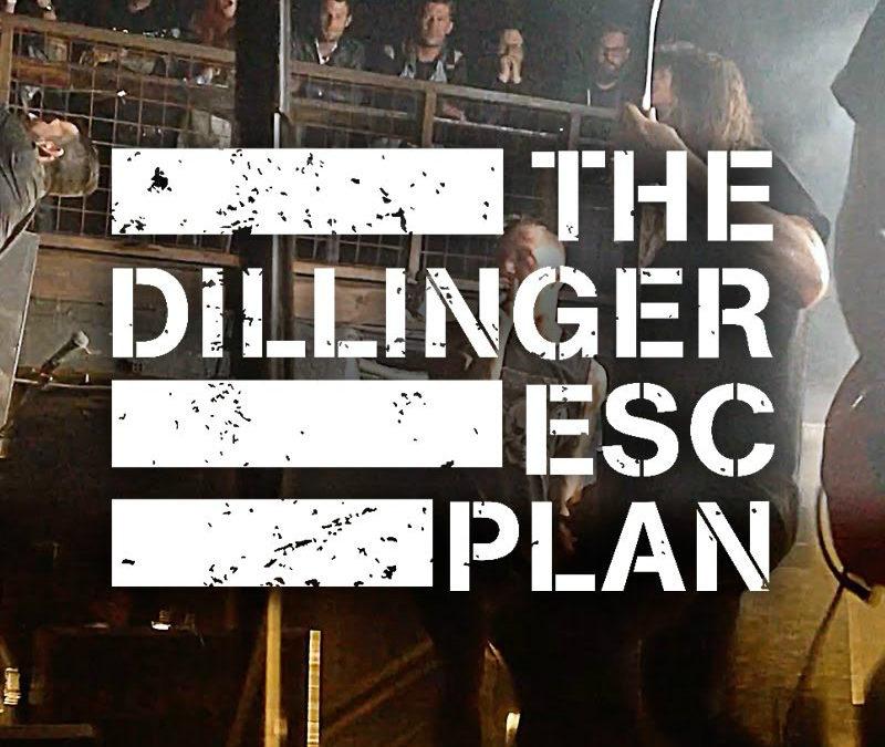 Wypadek muzyków Dillinger Escape Plan