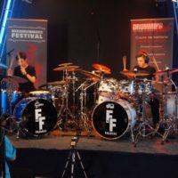 Antoine Fadavi i Igor Falecki dziś na DrumChannel