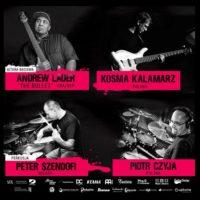 Perkusyjno-basowe warsztaty Hajer Level