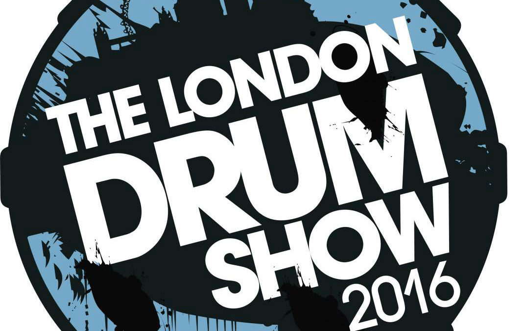 Stoisko Sabiana podczas London Drum Show 2016