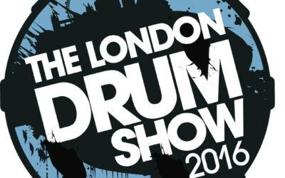 Stoisko marki Amedia podczas London Drum Show 2016
