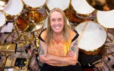 Sklep perkusyjny Nicko McBrain's Drum One