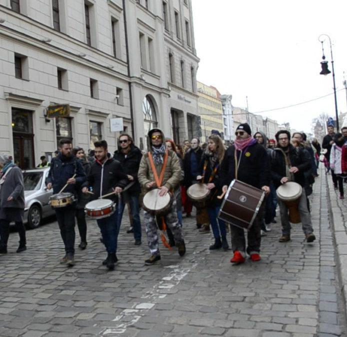 Pogrzeb Zimy w Poznaniu