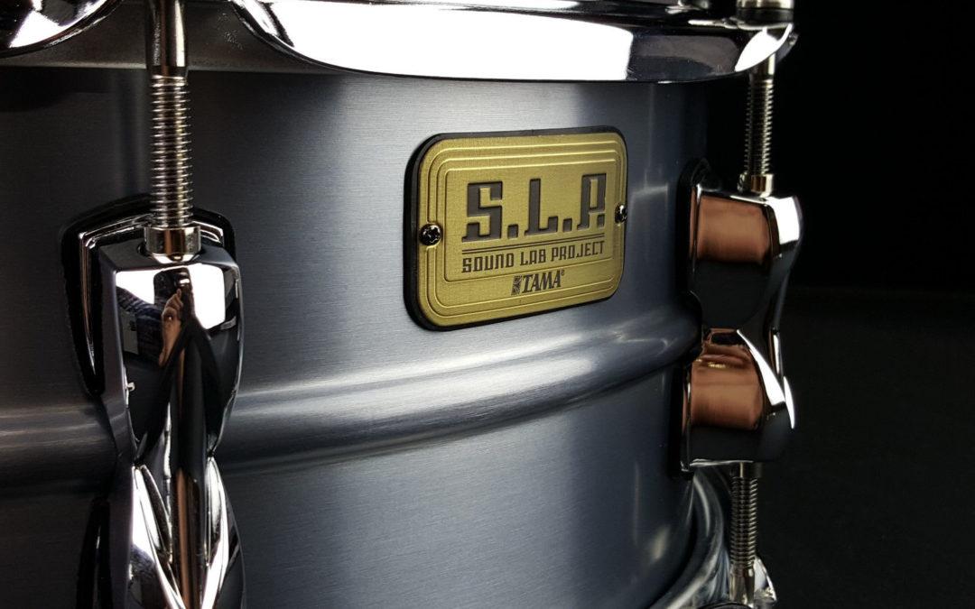 BeatIt testuje: werbel TAMA S.L.P. Classic Dry Aluminum