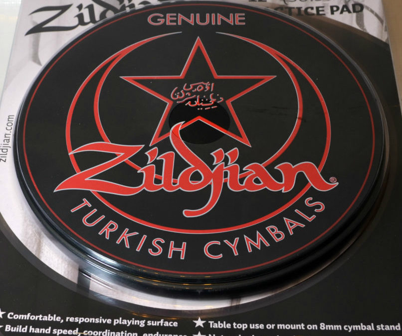 Pady ćwiczebne od Zildjiana