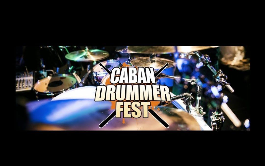 Nadchodzi druga edycja Caban Drummer Fest