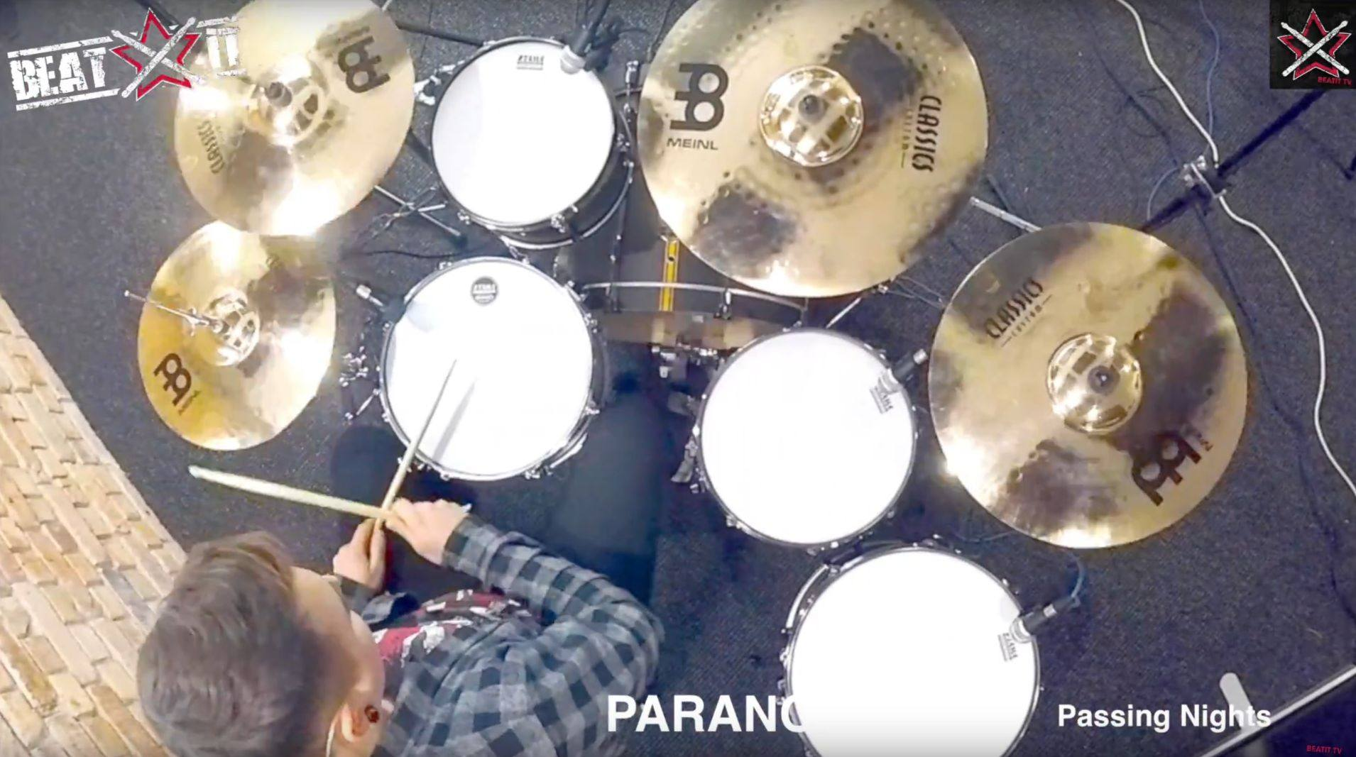 test talerzy Meinl Classics Custom beatit.tv