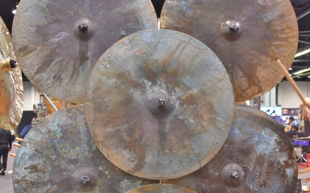 Namm 2018: Stoisko firmy Dream Cymbals