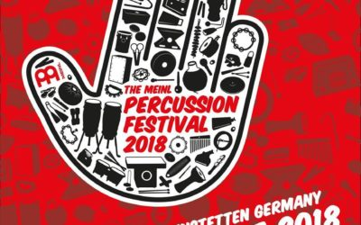 "Meinl Percussion Festival 2018: warsztaty ""Samba World"""