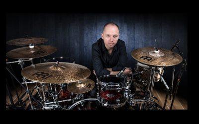 Peter Szendofi dołącza do rodziny Meinl Cymbals