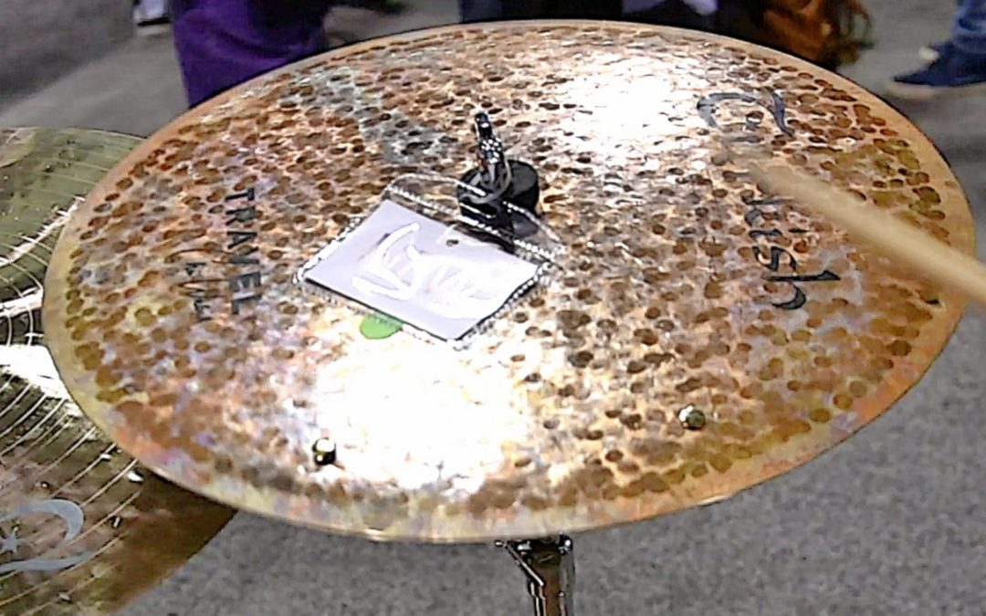 Namm 2018: Stoisko firmy Turkish Cymbals