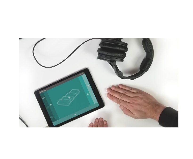 Zamień blat stołu w perkusję dzięki aplikacji AAS Objeq
