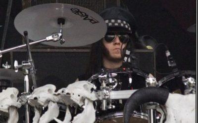 Joey Jordison jednak nie bierze udziału w trasie koncertowej Ministry