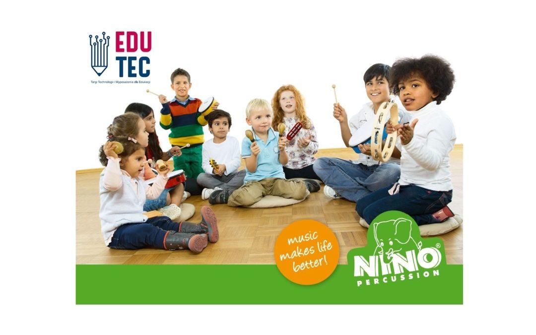 NINO Percussion na targach EDUTEC w Poznaniu