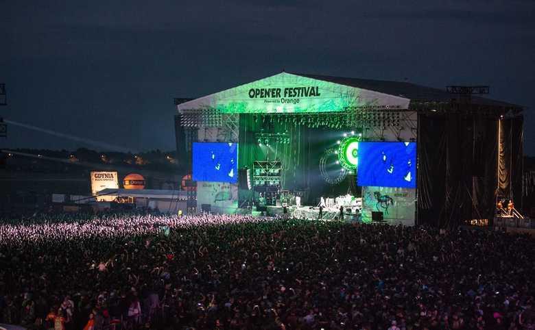 Wybieracie się na tegoroczny Open'er Festival?