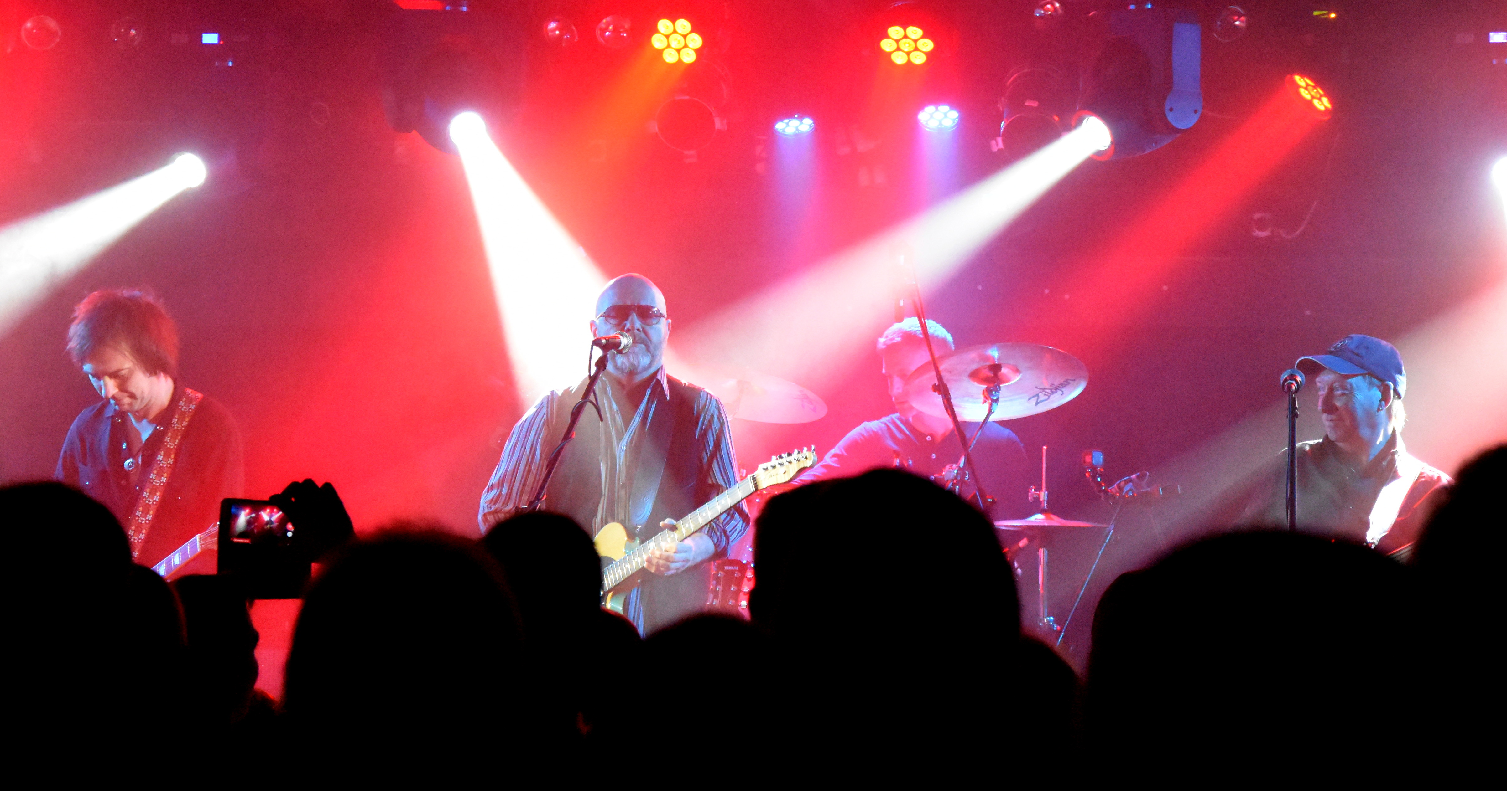 Wishbone Ash, Warszawa, 13.03.2018 beatit.tv