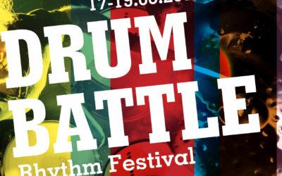 Zapraszamy na Drumbattle 2018!