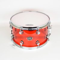 BeatIt testuje: werbel Natal Arcadia Transparent Red 14×8
