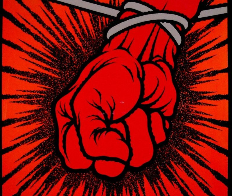 "Metallica: werbel na ""St. Anger"" vs. pokrywka od śmietnika"