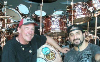 Mike Portnoy zagra z Rush?