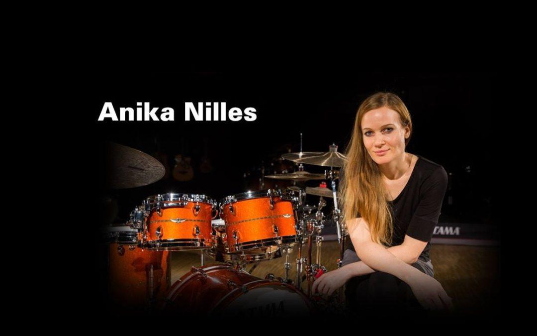 Anika Nilles prezentuje swój nowy zestaw Tama Star