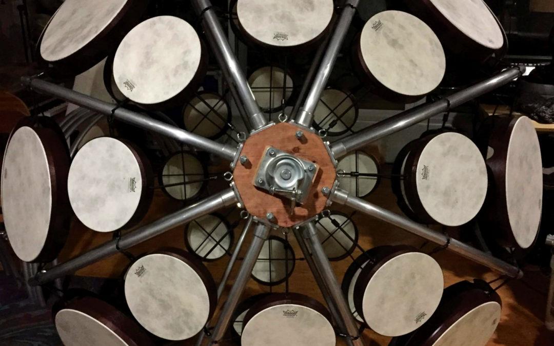 Drum Orb: sztuka perkusyjna na nowym poziomie
