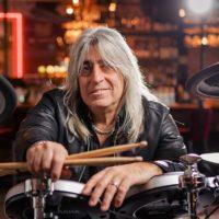 Mikkey Dee (Scorpions) endorserem bębnów Yamaha DTX