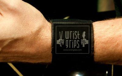 WristGrips: ratunek dla nadgarstków perkusisty