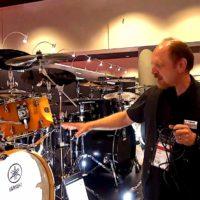 Musikmesse 2018: perkusje akustyczne Yamaha