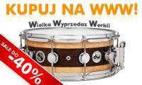 Wielka wyprzedaż werbli w Avant Drum Shop
