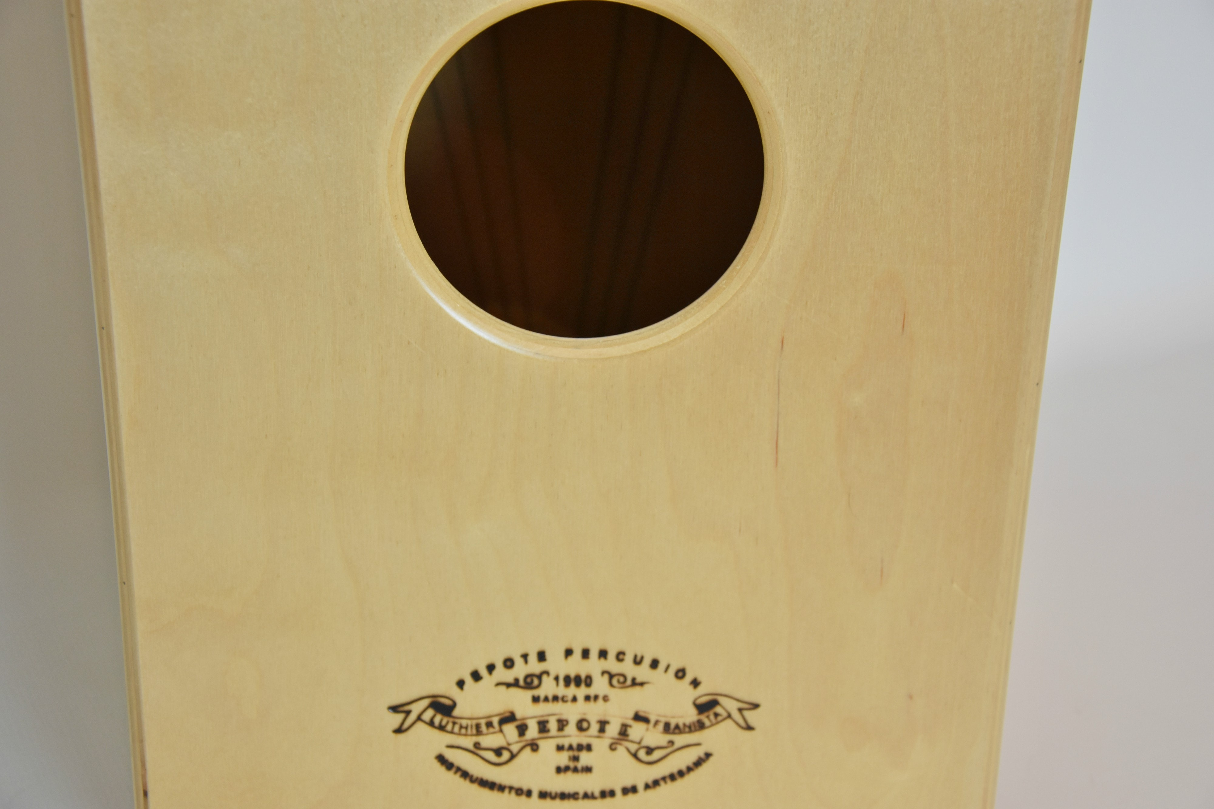Meinl Artisan Edition Tango Line sound port
